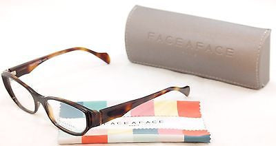 Face A Face Eyeglasses Frame Epoca 1 038 Black Tortoise Plastic France Hand Made - Frame Bay