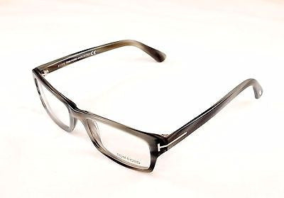 Tom Ford Eyeglasses Frame TF5239 064 Gray Plastic Italy Made 54-18-145 - Frame Bay