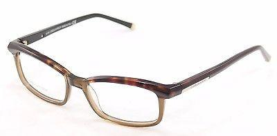 Dsquared2 Eyeglasses Frame DQ5034 056 Havana Brown Plastic Italy Made 53-17-140