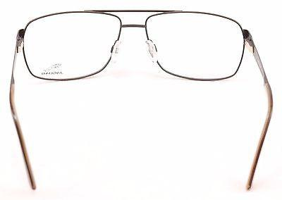 Image of Jaguar Eyeglasses Frame 33068 854 Gold Gray Metal High Quality Germany 60-15-145