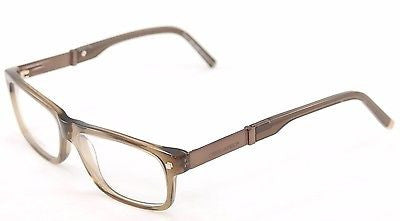 Dsquared2 Eyeglasses Frame DQ5103 093 Brown Plastic Metal Italy Made 52-16-145 - Frame Bay