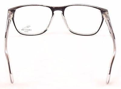 Jaguar Eyeglasses Frame 39107-8738 Matte Black Crystal Plastic Germany 51-15-140