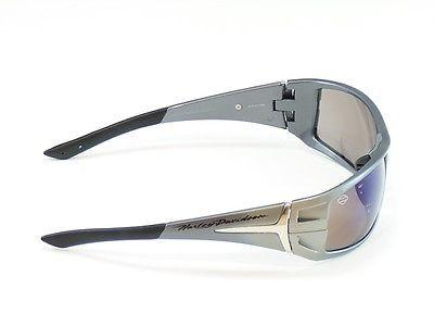 Harley-Davidson Sunglasses Gray Plastic HDS 615 BLGRY-3F China Made 65-15-115