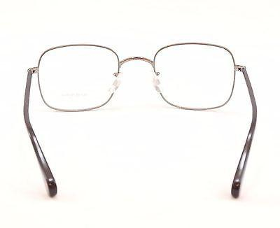 Image of Oliver Peoples Eyeglasses Titanium Frame OV1129T 5041 Redfield Pewter Black