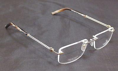 Image of Charriol Eyeglasses Frame PC7431A C1 Gold Plated 22KT France Made 54-18-140