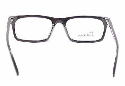 John Galliano Eyeglasses Frame JG5012 001 Plastic Black Italy Made 53-18-140