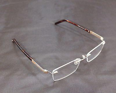 Image of Tom Ford Eyeglasses Frame TF5199 028 Gold Metal Plastic Italy Made 55-18-140