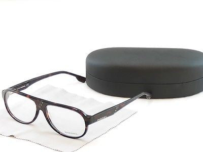 Diesel Eyeglasses Frame DL5003 050 Plastic Brown Havana Genuine 56-13-145 - Frame Bay