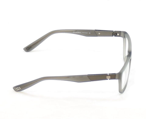 Image of OGA Morel Eyeglasses Frame 71950 GG013 Plastic Matte Gray France Made 53-17-135
