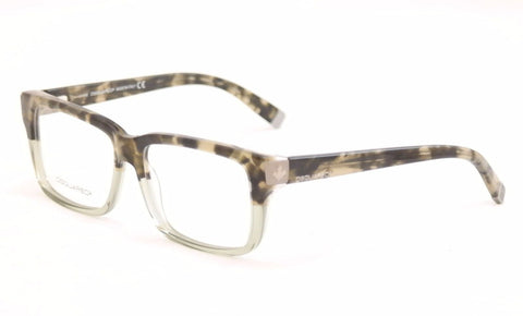 Dsquared2 Eyeglasses Frame DQ5083 56A Havana Smoke Plastic Italy Made 54-14-140