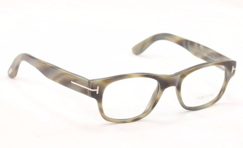 Image of Tom Ford Eyeglasses Frame TF5276 64F Gray Tortoise Plastic Italy Made 51-19-145