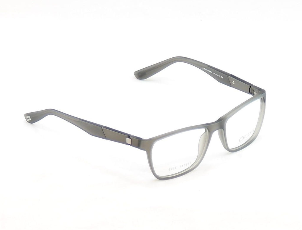 OGA Morel Eyeglasses Frame 71950 GG013 Plastic Matte Gray France Made 53-17-135