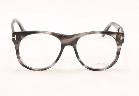 Image of Tom Ford Eyeglasses TF5314 020 Black Tortoise Plastic Italy Made Frame 55-18-145