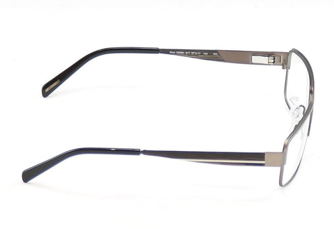 Image of Jaguar Eyeglasses Frame 33058-817 Brown Metal High Quality Germany 57-17-140