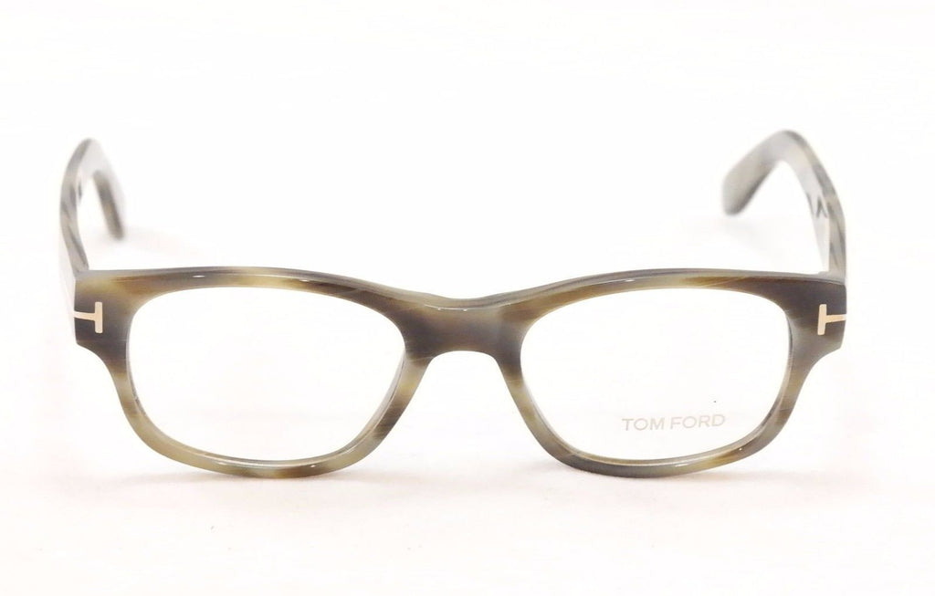 Tom Ford Eyeglasses Frame TF5276 64F Gray Tortoise Plastic Italy Made 51-19-145