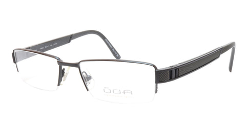 OGA Morel Eyeglasses Frame 68940 NG012 Acetate Metal Black France 52-17-140, 27