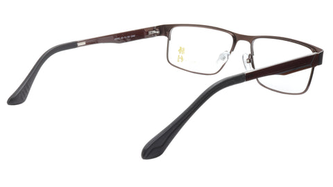 Image of KATSU 4040C C040 Eyeglasses Frame Acetate Metal Bronze 55-15-138 Made In Japan