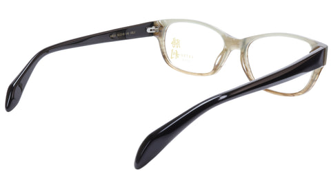 Image of KATSU K8055 COL2 Eyeglasses Frame Acetate Soft Pastel Brown 55-19-145 Japan
