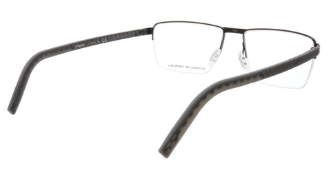 Image of Porsche Design P8301 Black Frame Italy 56-17-145, 36