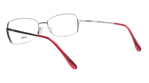 Image of FENDI Eyeglasses Frame F959 (688) Metal Shiny Rose Italy Made 54-16-135, 33