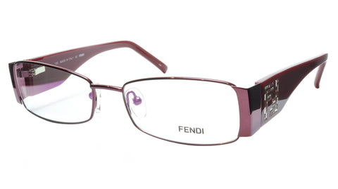 FENDI Eyeglasses Frame F923R (509) Women Acetate Orchid Italy Made 52-16-135, 28 - Frame Bay