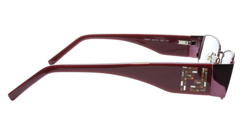 FENDI Eyeglasses Frame F923R (509) Women Acetate Orchid Italy Made 52-16-135, 28