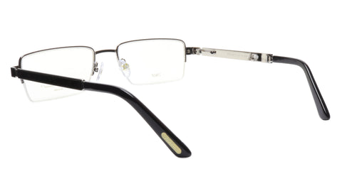 Image of Paul Vosheront Eyeglasses Frame PV339 C2 Gold Plated Wood Italy 56-19-145 31