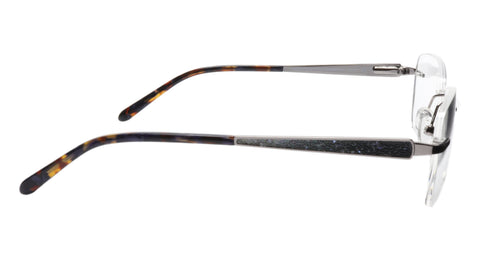 Image of Paul Vosheront Eyeglasses Frame PV503 C02 Gold Plated Acetate Italy 52-17-135 36