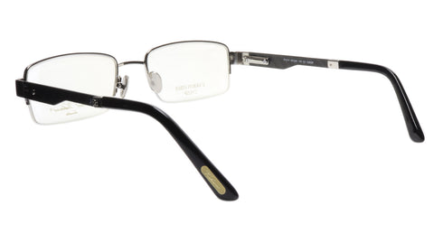 Paul Vosheront Eyeglasses Frame PV374 C2 Gold Plated Acetate Italy 56-20-145 33