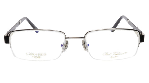 Image of Paul Vosheront Eyeglasses Frame PV374 C2 Gold Plated Acetate Italy 56-20-145 33