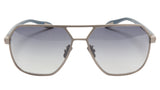 Aston Martin Sunglasses AM50005N 07 Titanium Acetate Italy Made 61-13-145 47 - Frame Bay