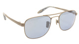 Aston Martin Sunglasses AM50009 02 Titanium Acetate Italy Made 53-20-140 42 - Frame Bay