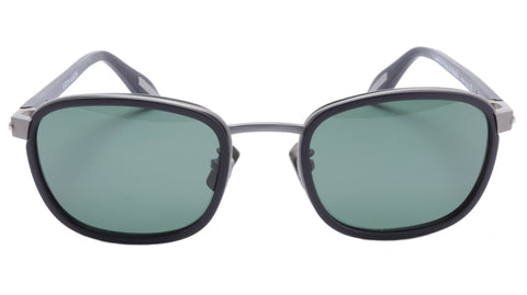 Image of Aston Martin Sunglasses AM50015 01 Titanium Acetate Polarized Italy 52-20-145 38