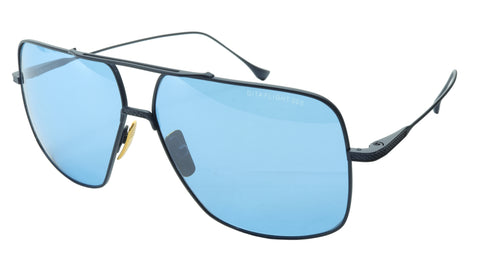 DITA Flight 005 Sunglasses 7805-E-NVY Titanium Aviator Navy Japan 61-11-144, 50 - Frame Bay