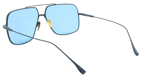 Image of DITA Flight 005 Sunglasses 7805-E-NVY Titanium Aviator Navy Japan 61-11-144, 50