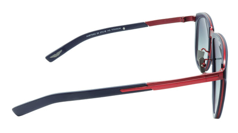 Image of Aston Martin Racing Sunglasses AMR75002 04 Titanium Acetate Italy 57-18-145 46