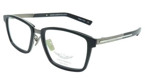 Image of Aston Martin Racing Eyeglasses AMR01002 03 Titanium Acetate Italy 55-18-145 37