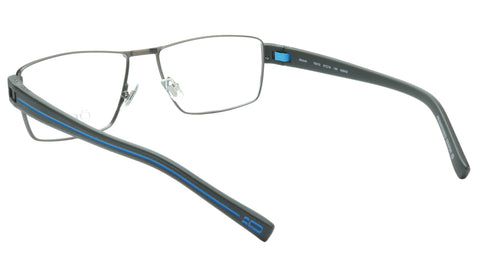 OGA Morel Eyeglasses Frame 7921O GG042 Metal Acetate Blue France 57-16-140, 36