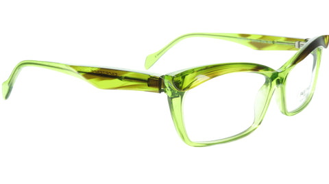Image of Face A Face Eyeglasses Frame Ebony 2 781 Acetate Tortoise Cateye 57-14-135 32