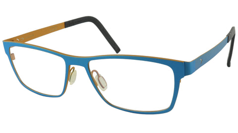 Blackfin Enderby BF772 C570 Beta-Titanium Bio-compatible Italy Made Eyeglasses - Frame Bay