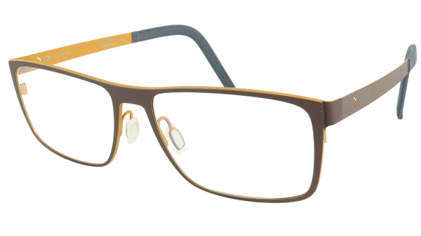 Blackfin Palmer BF771 C622 Beta-Titanium Bio-compatible Italy Made Eyeglasses - Frame Bay