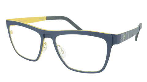 Blackfin Grays BF752 C588 Beta-Titanium Bio-compatible Italy Made Eyeglasses - Frame Bay