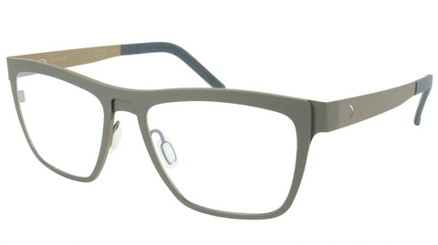 Blackfin Grays BF752 C577 Beta-Titanium Bio-compatible Italy Made Eyeglasses - Frame Bay