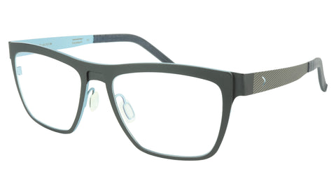 Blackfin Grays BF752 C528 Beta-Titanium Bio-compatible Italy Made Eyeglasses - Frame Bay