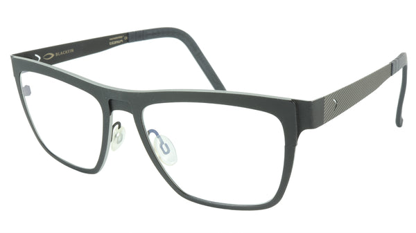 Blackfin Grays BF752 C532 Beta-Titanium Bio-compatible Italy Made Eyeglasses - Frame Bay