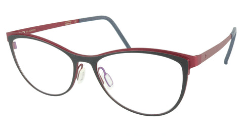 Blackfin Halley BF764 C611 Beta-Titanium Bio-compatible Italy Made Eyeglasses - Frame Bay