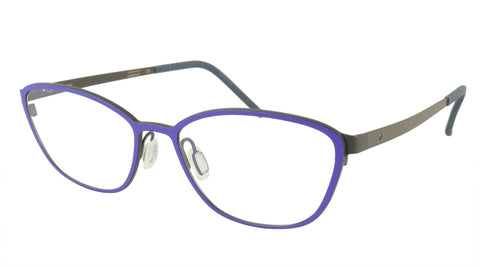 Blackfin Saint Esprit BF789 C742 Beta-Titanium Bio-compatible Italy Made Eyeglasses - Frame Bay