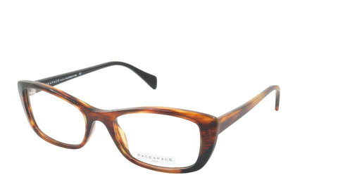 Face A Face Eyeglasses Frame WINDS 2 Col. 167 Acetate Brown Horn