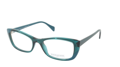 Face A Face Eyeglasses Frame WINDS 2 Col. 2045 Acetate Duck Blue