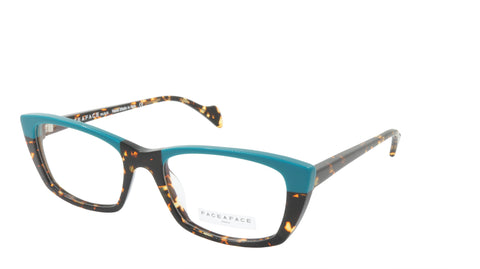 Face A Face Eyeglasses Frame SELMA 2 Col. 2056 Acetate Spotted Tortoise